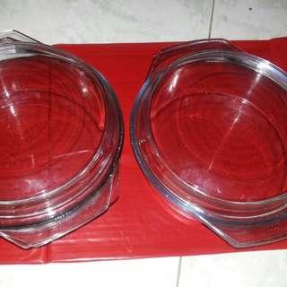 Pyrex N  Marinex bowl .free item in third pic