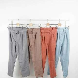 Mona Belt Pants