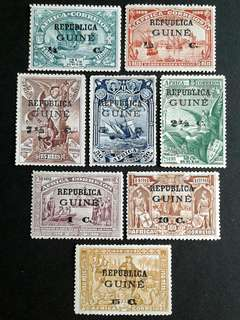1898 Africa unused set#2