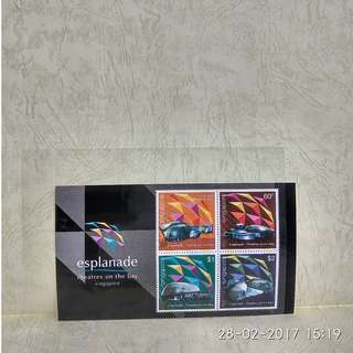 singapore (新加坡) stamps-miniature sheet