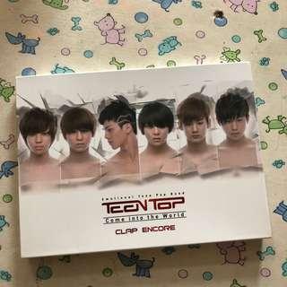 TeenTop專輯