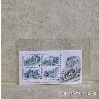 singapore (新加坡) stamps-miniature sheet
