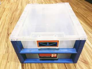 🚚 二手 tomica 小汽車收納盒