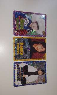 [YES CARDS] TFBOYS 閃卡