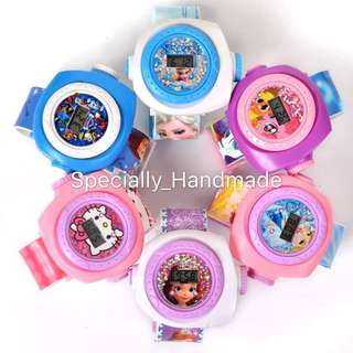 [CHEAPEST] Children Projector Watch Party Gift / Goodie bag Set