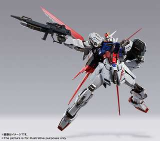 [PO_CLOSED] METAL BUILD - Aile Strike Gundam