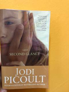 Jodi Picoult - Second Glance