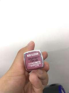 Maybelline powder matte in nude illusion