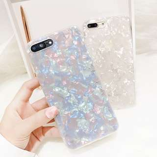Rainbow Shards iPhone Cases for 6 / 7 / 8 + / X