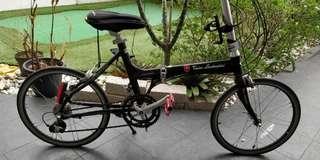 Tonino Lamborghini foldable bike