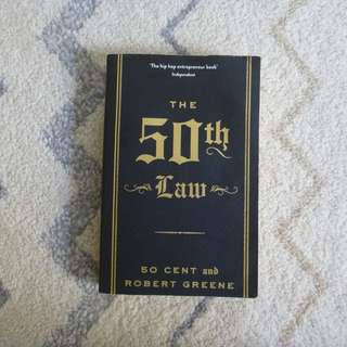 the 50th law by 50cent and robert greene