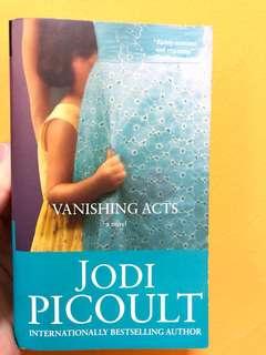 Jodi Picoult - Vanishing Acts