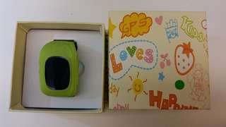 GPS 定位手錶 (Green)