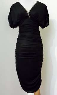 2-way black dress