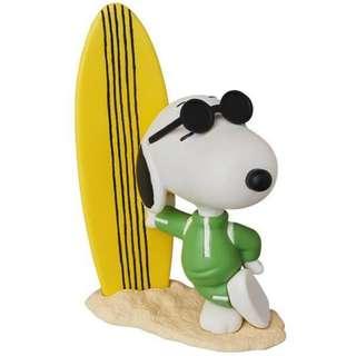(PO) UDF PEANUTS Series 8 Joe Cool Snoopy with Surfboad
