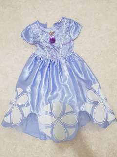 Disney sofia costume