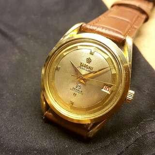 Titoni Airmaster Gold Watch