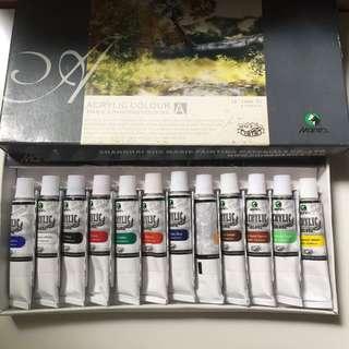 Marie's Acrylic Colour