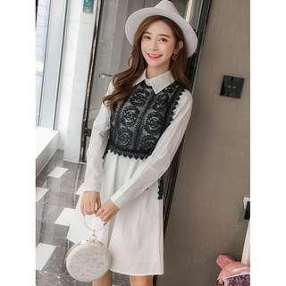 GSS1608X 2pcs-Dress