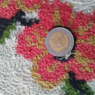 Uang koin lama Rp.1000 gambar kelapa sawit,yg minat chat aja ya mumpung stok msih bnyak