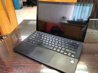 Sony Vaio Pro 13 SVP132A1CW ultrabook laptop i5