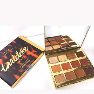 Tarte Toasted Eyeshadow Palette