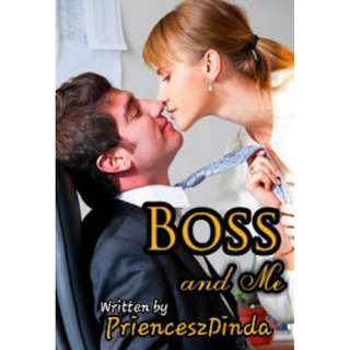 Ebook Boss And Me - PrienceszDinda