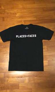 Places + faces tee