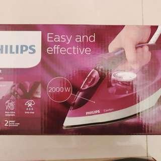 (sold) 已售 Philips 飛利浦蒸氣電熨斗  GC1438