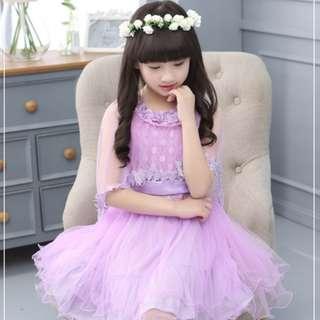 FLOWER GIRL DRESS ( pre-order 1951-2)