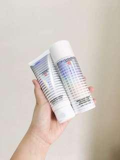 MAC Lightful C Toner and MAC Lightful C Facial Wash