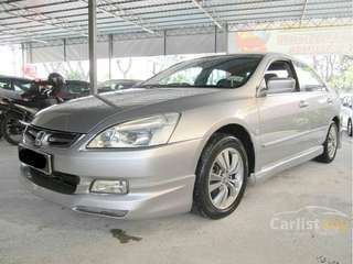LOW PRICE LOW MILL!!! 2005 HONDA ACCORD 2.0 IVTC
