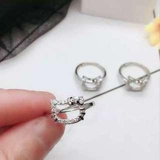 🚚 925純銀戒指 一個