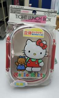 Hello kitty ( lunch box ) 絕版