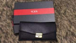 Authentic tumi wallet