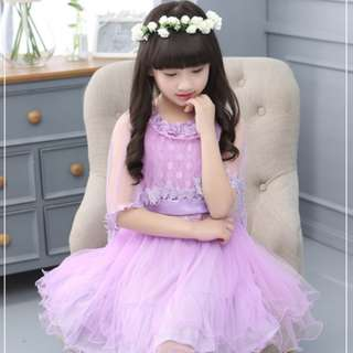 FLOWER GIRL DRESS ( pre-order 1951-2)
