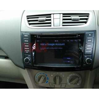 Suzuki Swift Proton Ertiga Android Player
