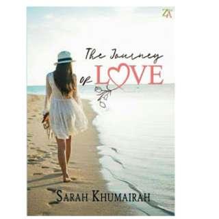 Ebook The Journey Of Love - Sarah Khumairah