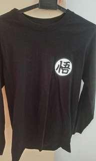 Dragon ball goku kanji clothes
