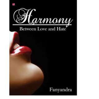 Ebook Harmony Between Love and Hate - Fanyandra