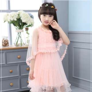FLOWER GIRL DRESS ( pre-order L 1951-2)