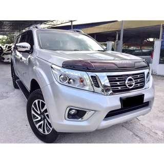 2016 Nissan Navara 2.5 (A) VL UNDER WARANTY NISSAN