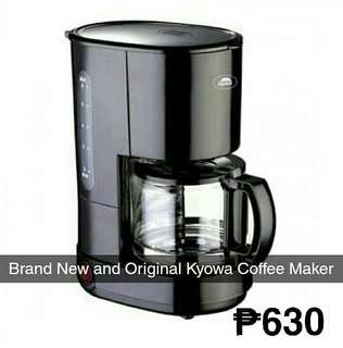 Original Kyowa Coffee Maker