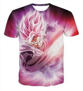 High Quality Dragon Ball Goku Shirt