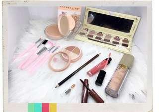 "Paket make up murah meriah ""paket nude foundation"""