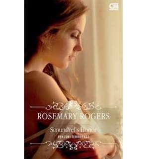 Ebook Pencuri Terhormat (Scoundrel's Honor) - Rosemary Rogers