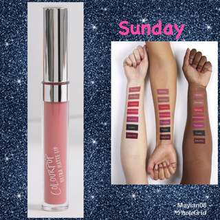 Colourpop Ultra Matte Lip - Sunday
