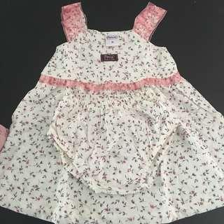 Pureen baby dress