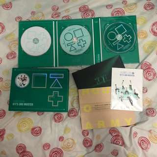 BTS 3rd Muster [ARMY.ZIP+]