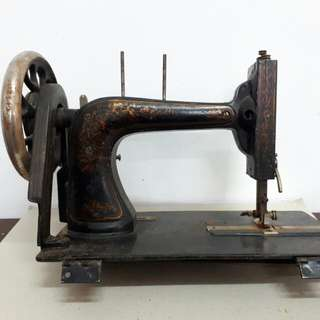 Antique Sewing Machine KAHLER